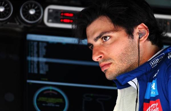 Carlos Sainz: The midfield battle is going to be tough, we need to keep pushing