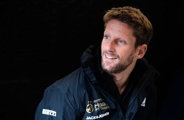 Romain Grosjean admits it won't be easy to be in the points this weekend