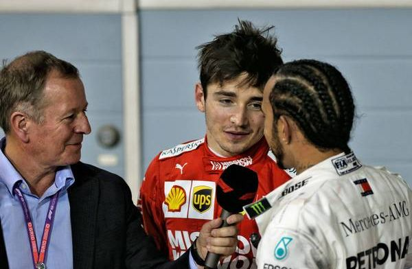 Martin Brundle discusses the exciting midfield battle
