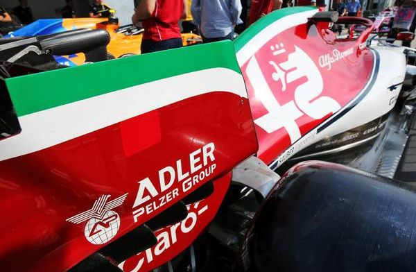 Alfa Romeo tweak livery for home Italian Grand Prix