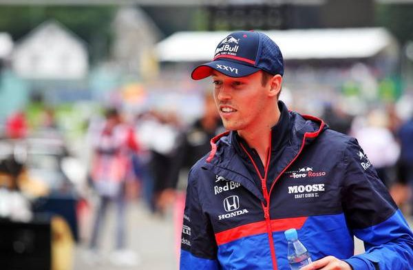 Daniil Kvyat critical of Alex Albon's debut performance for Red Bull