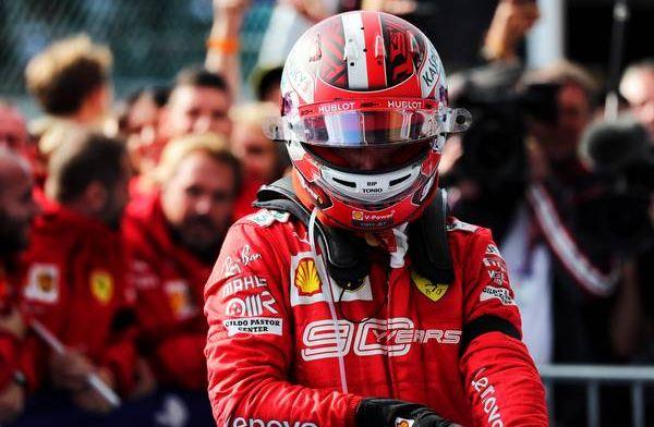 Leclerc is beter dan Verstappen: ''Hij is de beste van zijn generatie''
