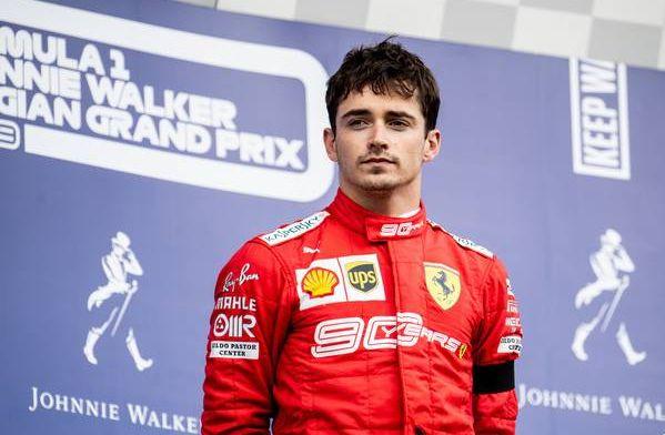 Charles Leclerc thanks Sebastian Vettel for his teamwork at Ferrari