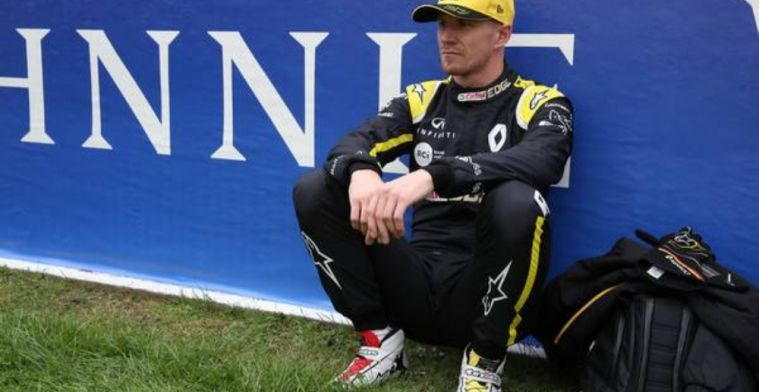 Hulkenberg on difficult Spa weekend and looks ahead to Monza