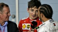 Image: Martin Brundle discusses the exciting midfield battle
