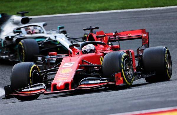Sebastian Vettel is sure that more wins are coming for Ferrari