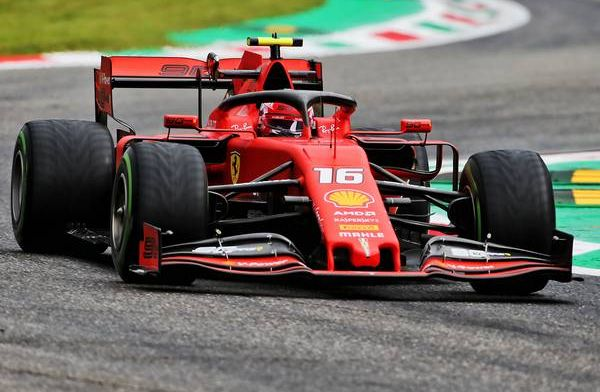 FP1 Report: Charles Leclerc tops eventful, three Red Flag session