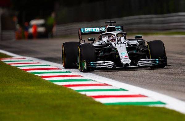 Lewis Hamilton didn't expect to be so close to Ferrari around Monza