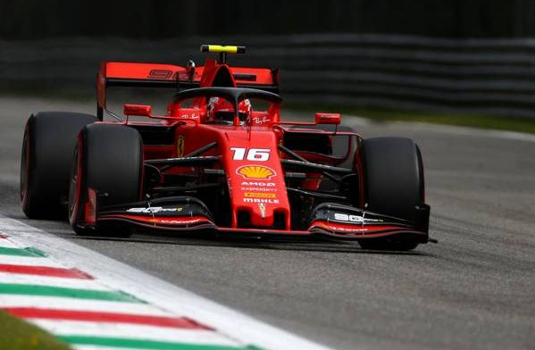 Charles Leclerc says Q3 was a big mess