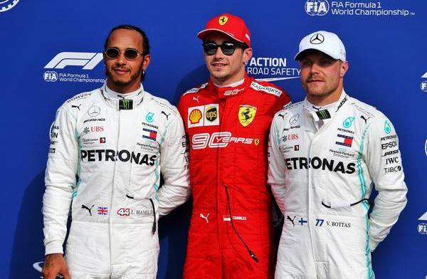 Valtteri Bottas felt quite unlucky during Qualifying at the Italian Grand Prix