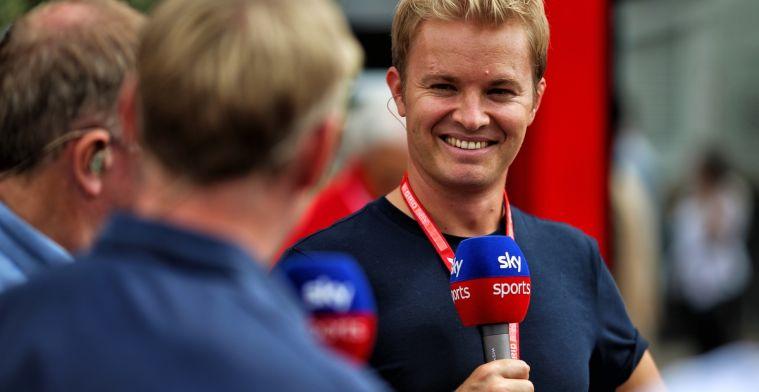 Rosberg snapt de actie van Vettel niet: Hij is echt een mysterie voor mij