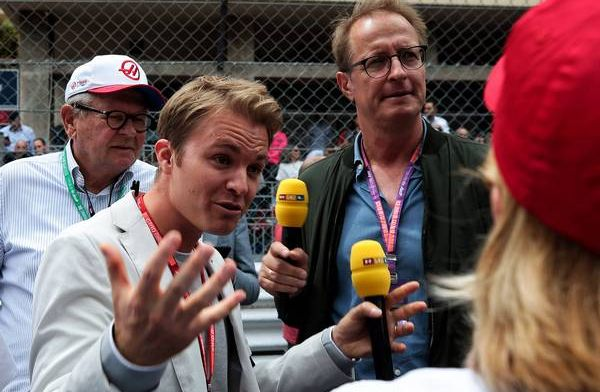 Rosberg does not understand Vettel's action: He really is a mystery to me