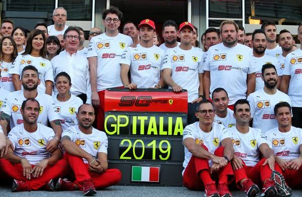 Updated: The Formula 1 world championship standings after Italian Grand Prix