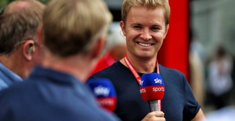 Nico Rosberg concedes: I will, therefore, change my tone