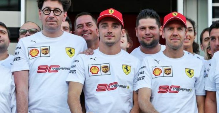 Reports: Charles Leclerc set for huge new contract