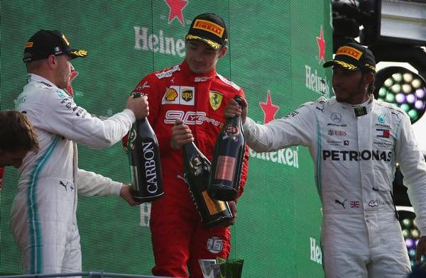 Five things we learned from the Italian Grand Prix