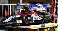 Afbeelding: Verstappen krijgt plek cadeau op grid Monza: Alfa Romeo wisselt motor Raikkonen