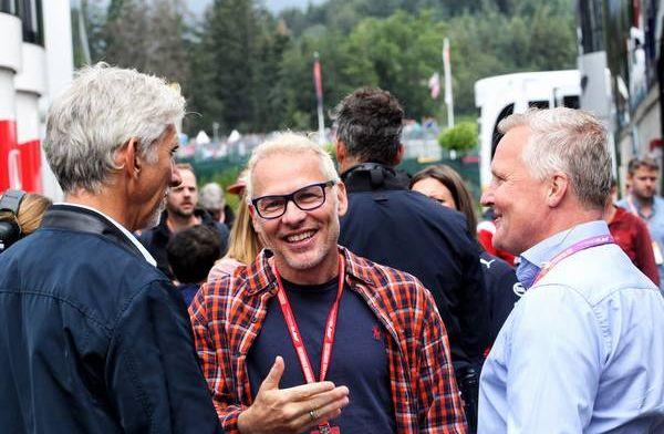 Villeneuve: Verstappen is geliefd omdat hij een echte gladiator is