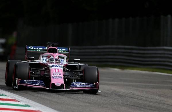 Perez pleased with great recovery to 7th from P19 on the grid