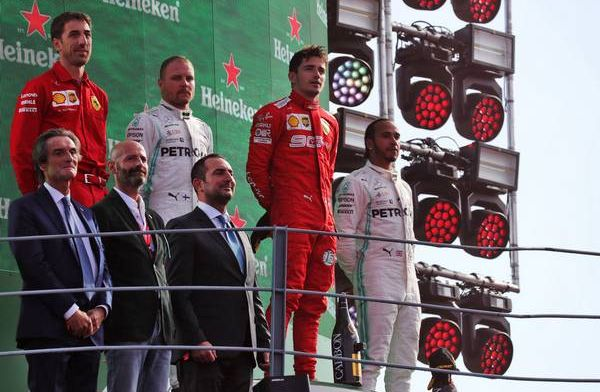 Lewis Hamilton reacts to booing on podium: I hope it will change in the future