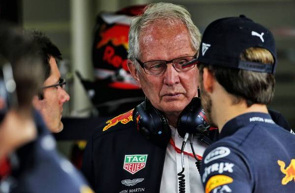 Helmut Marko: We will evaluate who will drive where for 2020 after American GP