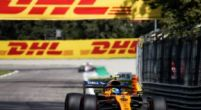 Image: Watch: Lando Norris swears at engineer over radio during race