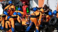 """Image: Carlos Sainz says loose wheel """"nothing to be concerned about"""" for Singapore"""