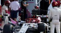 """Afbeelding: Alfa Romeo baalt flink van bandenfout Raikkonen op Monza: """"Eerste fout in jaren"""""""