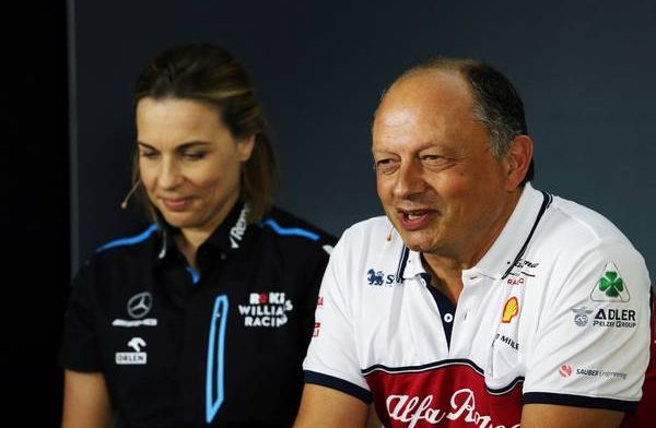 Fred Vasseur hopes Italian GP results provide further motivation for Giovinazzi