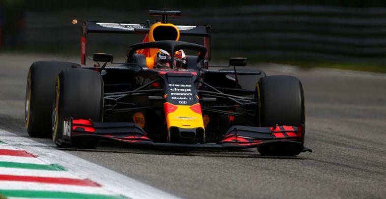 Brundle heeft medelijden met Verstappen: Hij reed voorzichtig naar bocht één