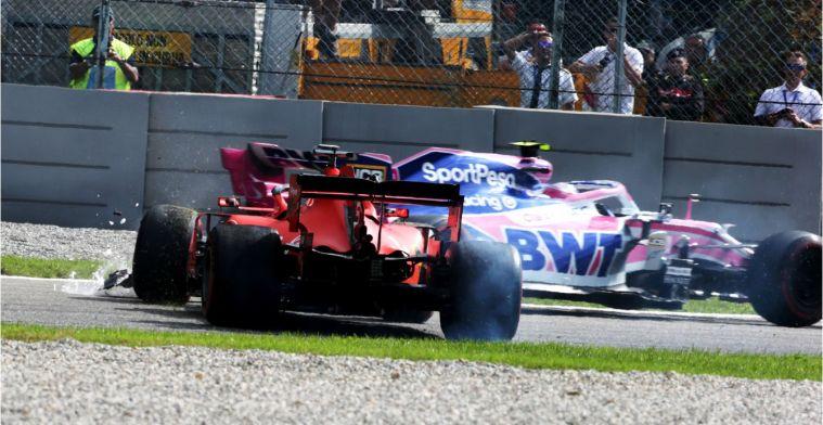 De strafpunten in de Formule 1: Vettel loopt risico en Verstappen zit veilig