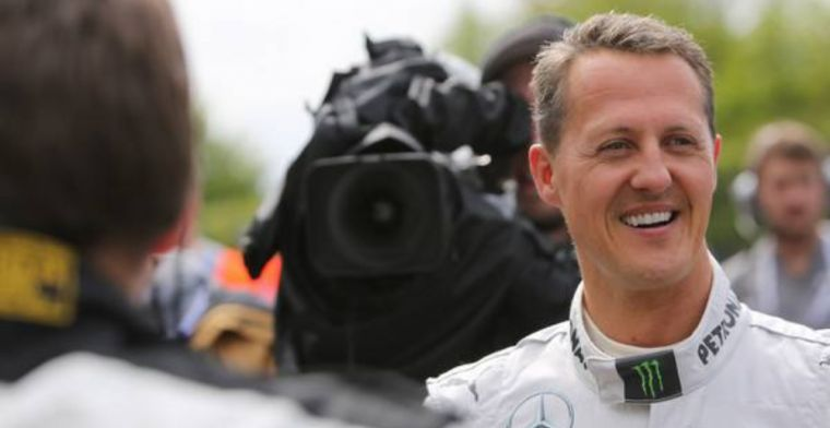 Michael Schumacher being treated in Paris hospital