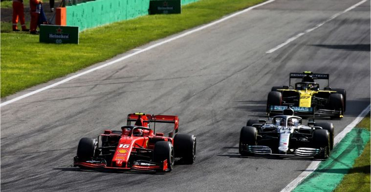 Mol: Ferrari gaat harder vanwege andere smering