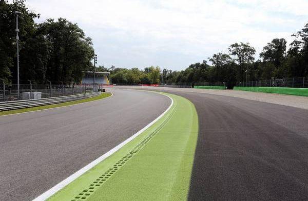 FIA hint at bringing back gravel run-off at Parabolica at Monza