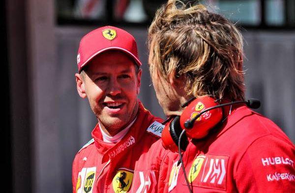 Sebastian Vettel will be under enormous pressure