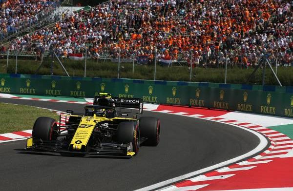 The fight between the two Renault-engined teams will be tense