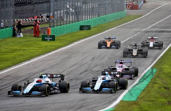 George Russell happy with surprising Williams performance in Italy