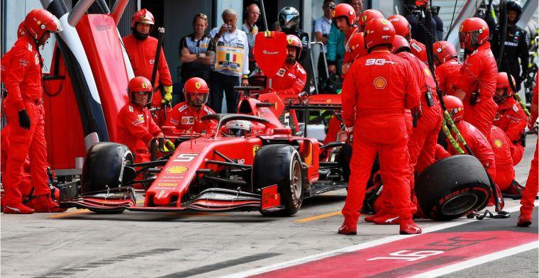 Doornbos: Vettel komt zo onder enorme druk te staan