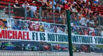 Afbeelding: Michael Schumacher voor een speciale behandeling in het ziekenhuis