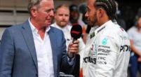 """Afbeelding: Brundle: """"Leclerc had geluk dat die daarmee wegkwam"""""""