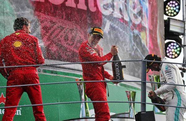 Martin Brundle admits that Charles Leclerc was very lucky at Monza