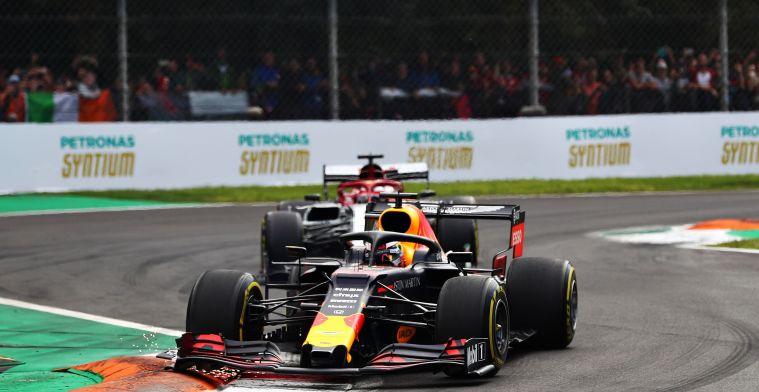 Waarom Verstappen mogelijk minder in beeld werd gebracht tijdens Italiaanse GP