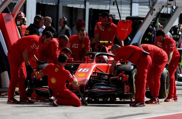 Ferrari: Tyre choice was brave at key point of the 2019 Italian Grand Prix