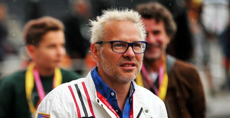 Villeneuve blijft achter standpunt over te jonge Verstappen staan
