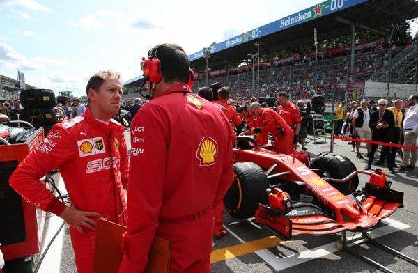 Toto Wolff: Don't write Sebastian Vettel off after 2019 Italian GP