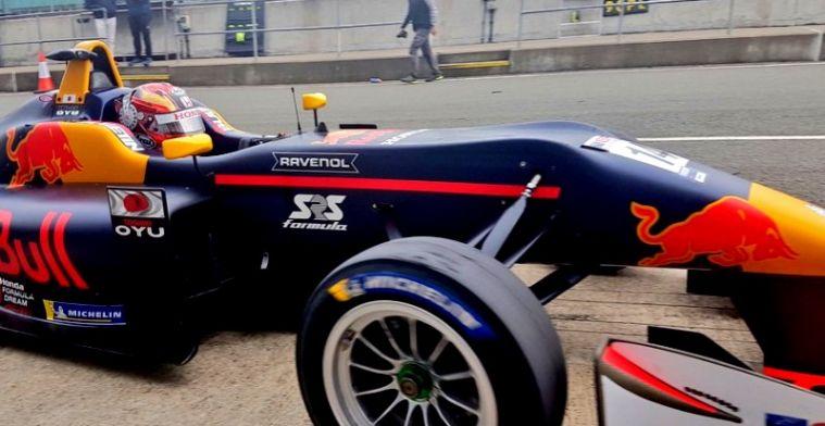 Red Bull voegt waarschijnlijk een nieuw Japans talent toe aan de opleiding