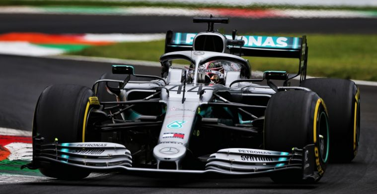 Mercedes denkt sterk te zijn in Singapore, maar houdt rekening met Red Bull
