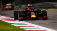 Image: Watch: Alex Albon dart past Antonio Giovinazzi into Turn One at Italian Grand Prix