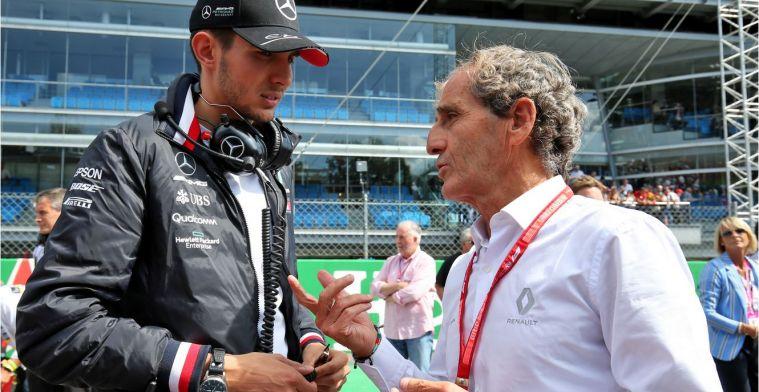 Ocon ziet vooralsnog weinig kansen om kampioen te worden met Renault