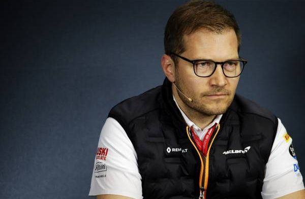 """McLaren """"don't want to compromise next year"""" with focus on fourth place"""